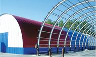 Быстровозводимые металлоконструкции в Славгороде