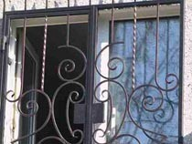 решетки из металла в Славгороде